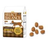 セレクトバランス シニア(7歳以上の高齢猫用)500g/2kg