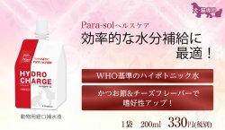 画像1: Para+sol ハイドロチャージ HYDRO CHARGE 熱中症対策に!