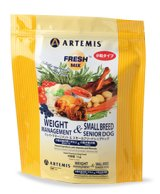 ARTEMIS(アーテミス) ウエイトマネージメント & スモールシニアドッグ(1kg, 3kg, 6kg)