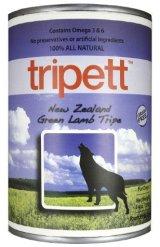 tripett(トライペット) ニュージーランド グリーンラムトライプ(396g)