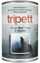 tripett(トライペット) グリーンビーフトライプ&ベニソン(396g)