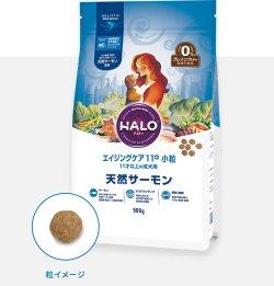 画像1: ハロー エイジングケア11+ 小粒〈天然サーモン〉【内容量:各種】