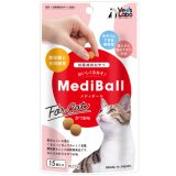 MediBall 投薬補助おやつ 猫用 かつお味【1袋15個入り(約20g)】